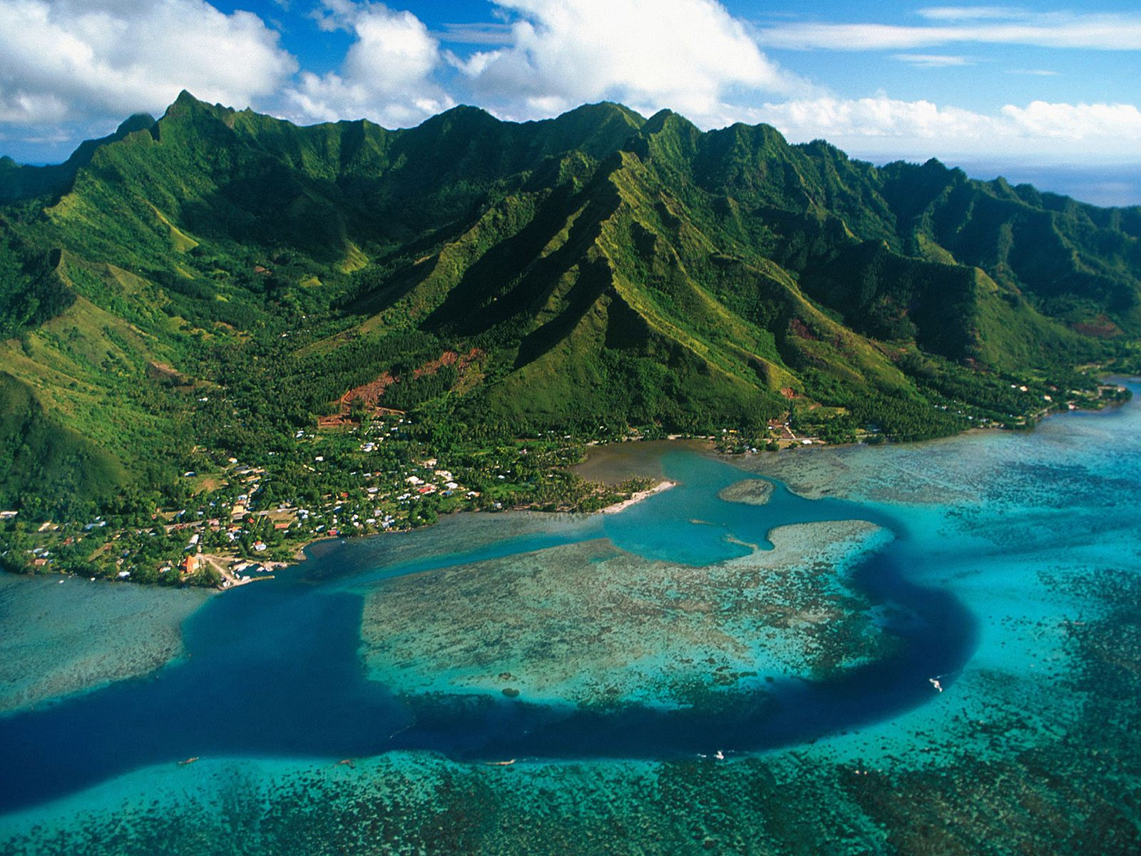 Moorea-Islands