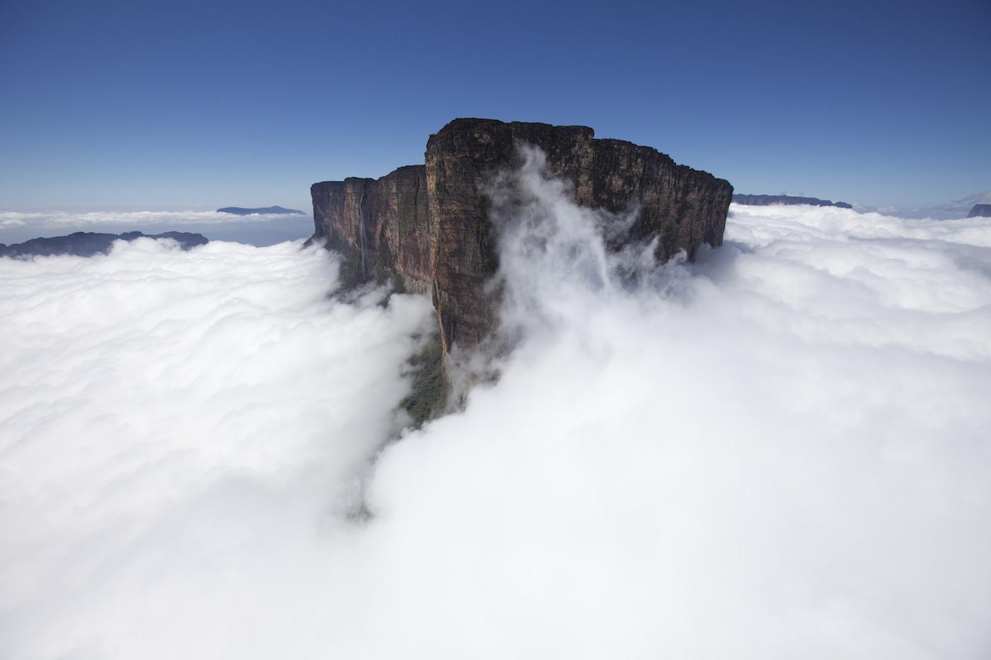 Luftaufnahmen Mount Roraima