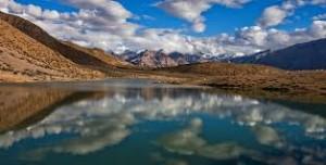 Dhankar Lake