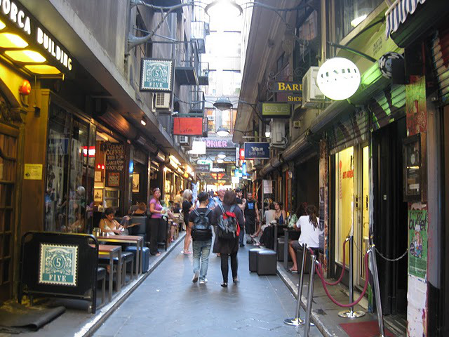 melby alleys