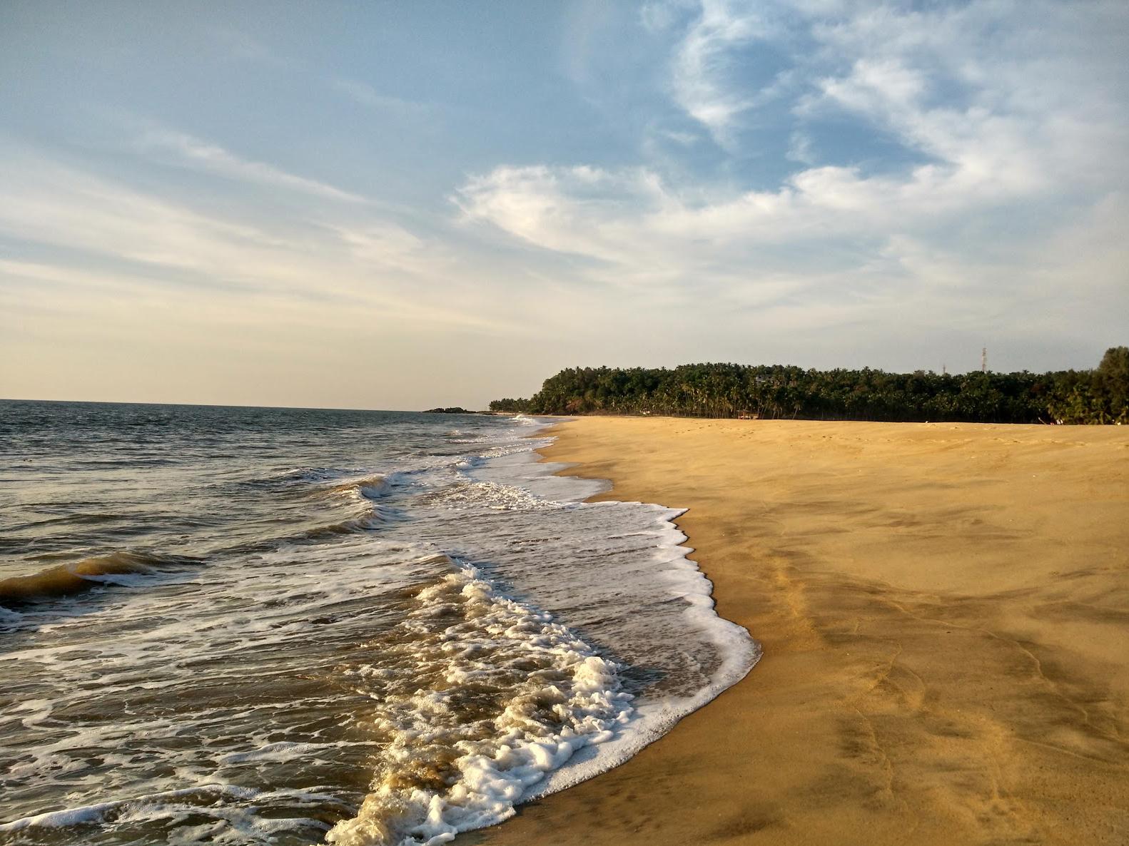 Chembirika beach,