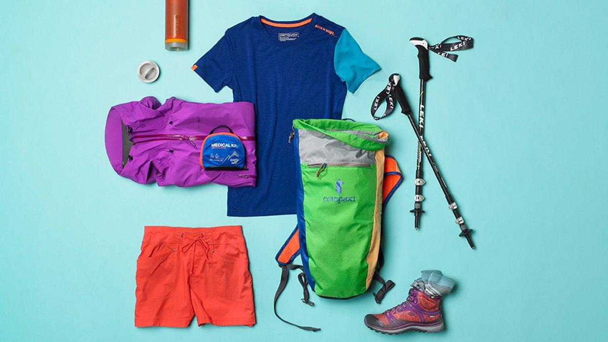Trekking Clothes