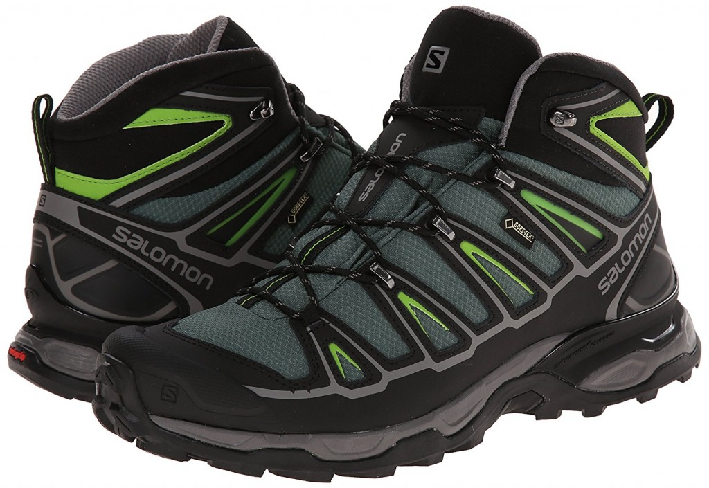 Trekking shoes